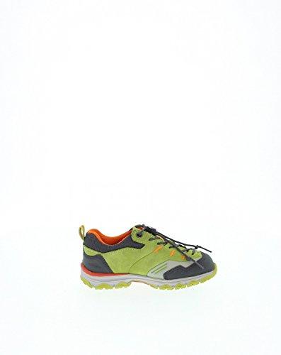 de gruen d'extérieur Fonte 7 chaussures 680316 orange montagne Junior Meindl et citron CxFTwwqfS