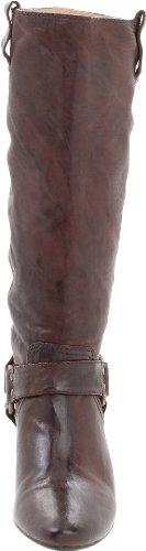 Steffi Boot Women's FRYE Brown 10 Harness US Dark M Ow5wtd4x