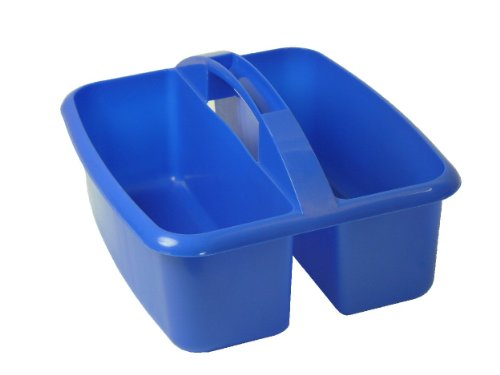 (Romanoff Large Utility Caddy, Blue)