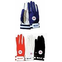Markwort Youth Baseball Cool Mesh Back Batter's Gloves from One Pair