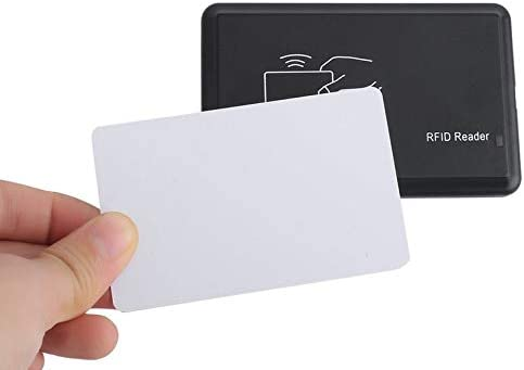 Majoxin 125Khz Smart Id Card Id White Card Id Thin Card Tk4100 White Card Attendance Smart Id Thin Card 10Pcs Set