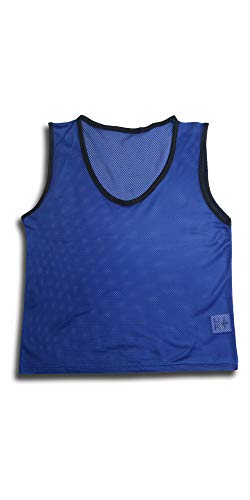 94943081e Exxact Scrimmage Training Vests (Adult) (Blue, 1)