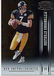2005 Donruss Gridiron Gear Football - 2005 Donruss Playoff Gridiron Gear Football Cards Set of 100 Football Cards (Michael Vick, Tom Brady, Peyton Manning, Ben Roethlisberger, Brett Favre, and many more NFL superstars)