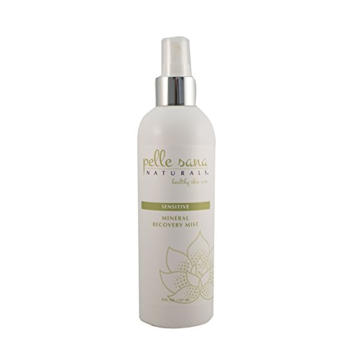 Sensitive: Mineral Recovery Mist - Chemotherapy & Radiation Therapy Skin Care for Cancer Survivors by Pelle Sana Naturals
