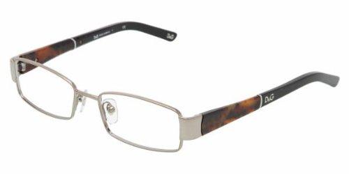 D&g Urban Dd5073 Eyeglasses 441 Gunmetal Demo Lens 51 16 135