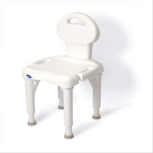 Invacare I-Fit Shower Chair with Back - Invacare I-Fit Shower Chair with Back - 97819781