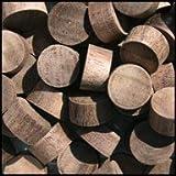 WIDGETCO 7/16'' Walnut Wood Plugs, End Grain(QTY 5,000)
