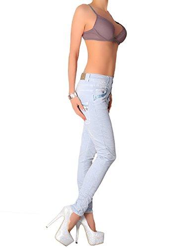 Lexxury - Jeans - Femme Bleu bleu