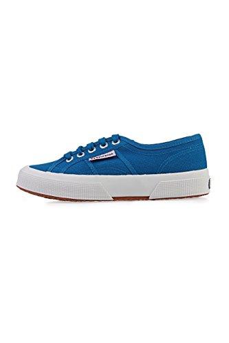 Superga 2750 Cotu Classic s000010, Damen Sneaker Blu (Blau1)