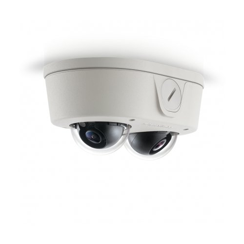 ARECONT VISION 4 Megapixel (MP) H.264 All-in-One Remote Focus User-Configurable Multi-Sensor True Day/Night Indoor/Outdoor Dome IP Camera / AV4655DN-08 / by Arecont Vision