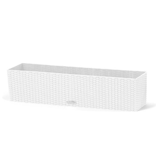 Lechuza Balconera Cottage 80 - All-In-One, White