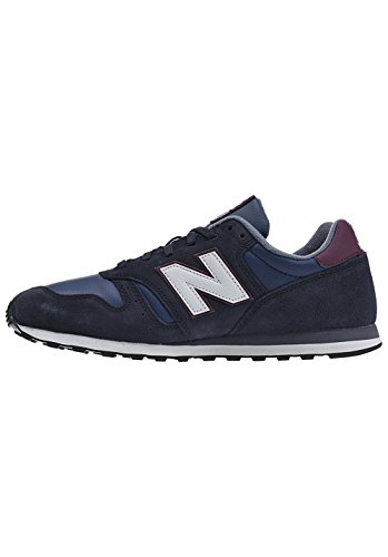 New Balance ML373NSR - Calzado para hombre, color azul / rojo / blanco Azul