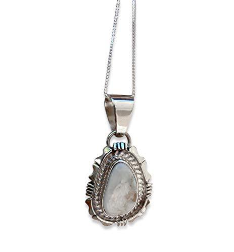 Firebird Jewelers Women's Dry Creek Turquoise Pendant