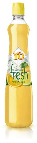 Yo Sirup Fresh Zitrus-Mix, 6er Pack (6 x 700 ml)