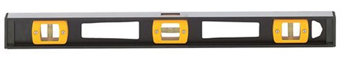 Johnson Level & Tool 3748 48-Inch Machined Top-Read Aluminum Level by Johnson Level & Tool