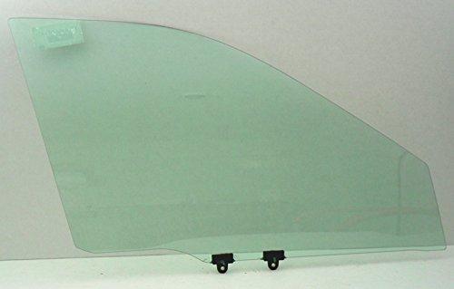 Wagon Door Window - NAGD Fits 1994-1997 Honda Accord 4 Door Sedan & Wagon Passenger Side Right Front Door Window Glass