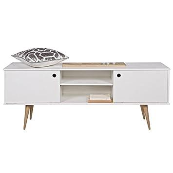 ESTO GmbH Retro TV Board Möbel Sideboard Lowboard Unterschrank ...