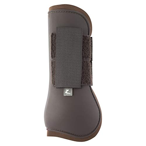 Horze Tendon Boots - Chocolate Brown - Full