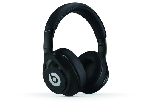 Beats Executive Over-Ear Noise Cancelling Headphones (Black) - Blk Noise Canceling Headphone