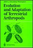 Evolution and Adaptation of Terrestrial Arthropods, Cloudsley-Thompson, J. L., 0387181881