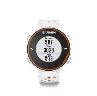 Garmin Forerunner 620 GPS Sport Fitness Running Watch - Black/blue (Certified Refurbished)