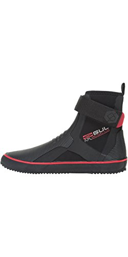Gul APL 5mm Pro Lace Boot 2018 - Black/Red 9