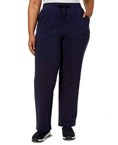 Karen Scott Plus Size Knit Pull-On Pants (3X) from Karen Scott Sports