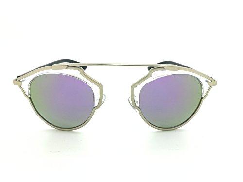 ASPEZO - Lunette de soleil - Femme violet violet Bw14GK