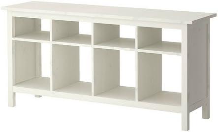 Amazon.com: IKEA Sofa Table, White Stain 226.17526.618 ...