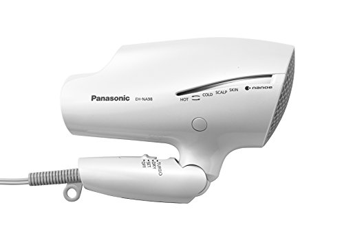 Panasonic hair dryer nano care  White EH-NA98-W(Japan Import-No Warranty) by Panasonic (Image #1)