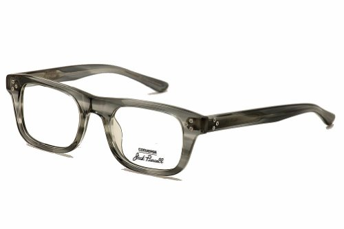 Converse Jack Purcell Eyeglasses P004 UF Smoke Full Rim Optical Frames 50mm