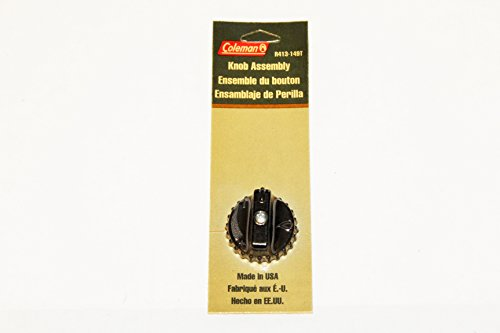 Knob Assembly for Coleman Stoves and Lanterns: Model R413-149T