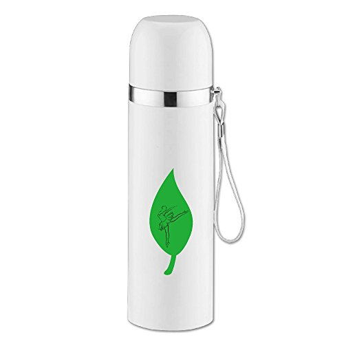 MEGGE Dancers On The Leaves Insulated Vacuum Thermal Insulation Cup