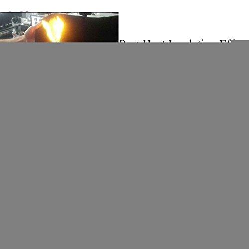 Carbon Fiber Welding Blanket Torch Shield Pumbing Heat Sink Slag Fire Felt 24''x24'' x1/4 TK-WRMB24I by EPMAN