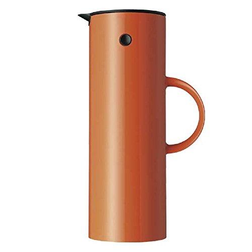 Designer Vacuum Carafes (Stelton EM77 Vacuum Jug, 33.8 oz, saffron)