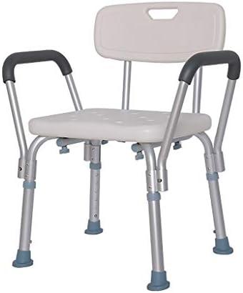 Wwwwwwxw Badestuhl duschstuhl behinderten badestuhl aluminiumlegierung Anti-Skid Bad Mutterschaft Baden hocker ältere badestuhl duschstuhl.