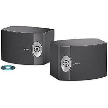 Amazon Com Bose 161 Speaker System Pair Black Home