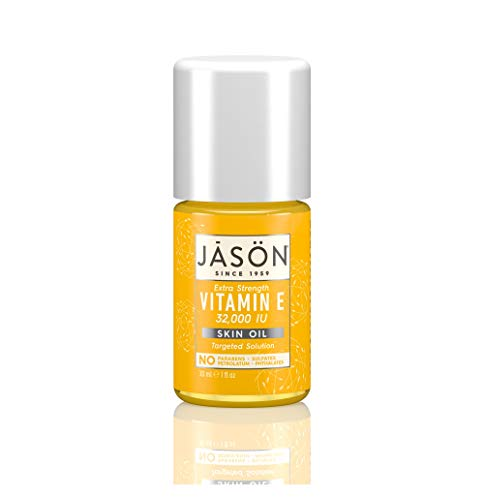 Targeted Solution - Jason Natural Cosmetics Vitamin E 32,000 IU Extra Strength Skin Oil, Targeted Solution, 1 fl oz