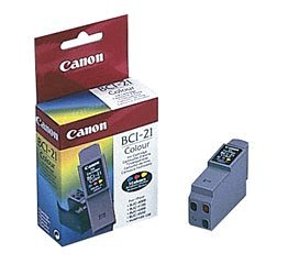 (Canon BCI-21 (Black) Ink Tank for Bubble Jet S100/BJC-2000/BJC-2100/ BJC-5000/BJC-5100/BJC-5500/MultiPASS C70/C75/MultiPASS C80/FAX-B180C/FAX-B210C/FAX-B215C/FAX-B230C Printers)