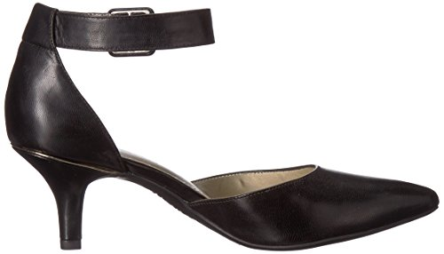 Womens Dress fabulist Pump Klein AK Black Anne Leather qzETBU