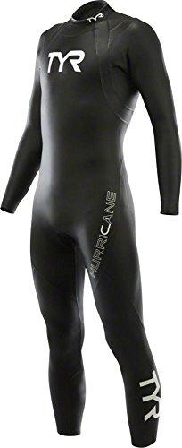 Wetsuit Category 1, Black/White, Large ()