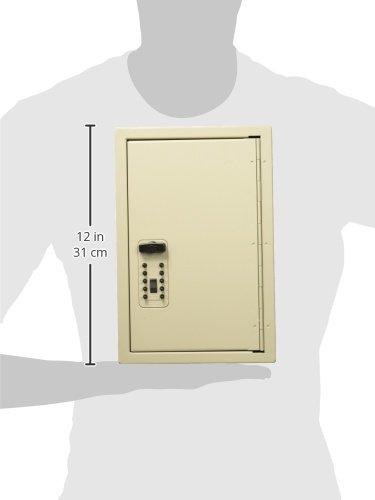 090928017952 - Kidde AccessPoint 001795 Combination TouchPoint Entry Key Locker, Clay, 30 Key carousel main 4