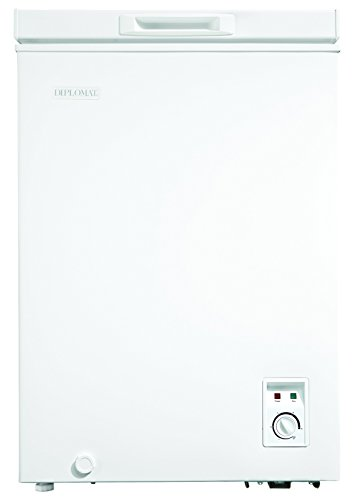 "Danby 3.5 Cu. Ft. Chest Freezer - White, 33""H"