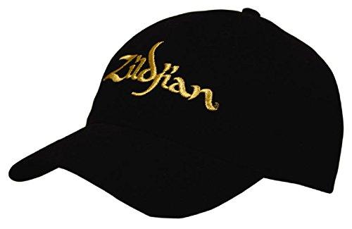 (Zildjian Black Apparel Baseball Cap (((T3200)))