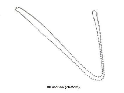 Cadena de metal para el cuello, llavero, cadena para el ...