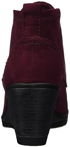 Rojo Botines Tozzi para Chianti Mujer Marco 25111 qzawx7n4