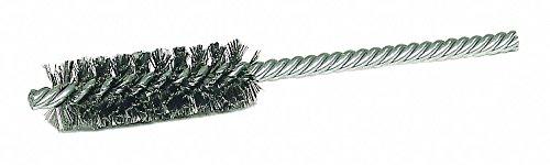 1'' Power Spiral Brush, Single Shank, 2-1/2'' Brush, 5-1/2'' Overall Length, 10 PK