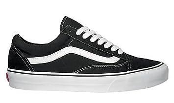 Vans Old Skool - Zapatillas color negro y blanco 72b426ac1b5