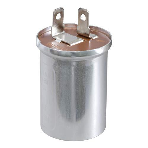 CURT 58320 12-Volt 2-Terminal Turn Signal Flasher, 2-3 Lamps or 4-6 Hazards