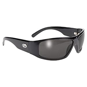 Pacific Coast Titan Sunglasses - Black Frame / Gradient Lens